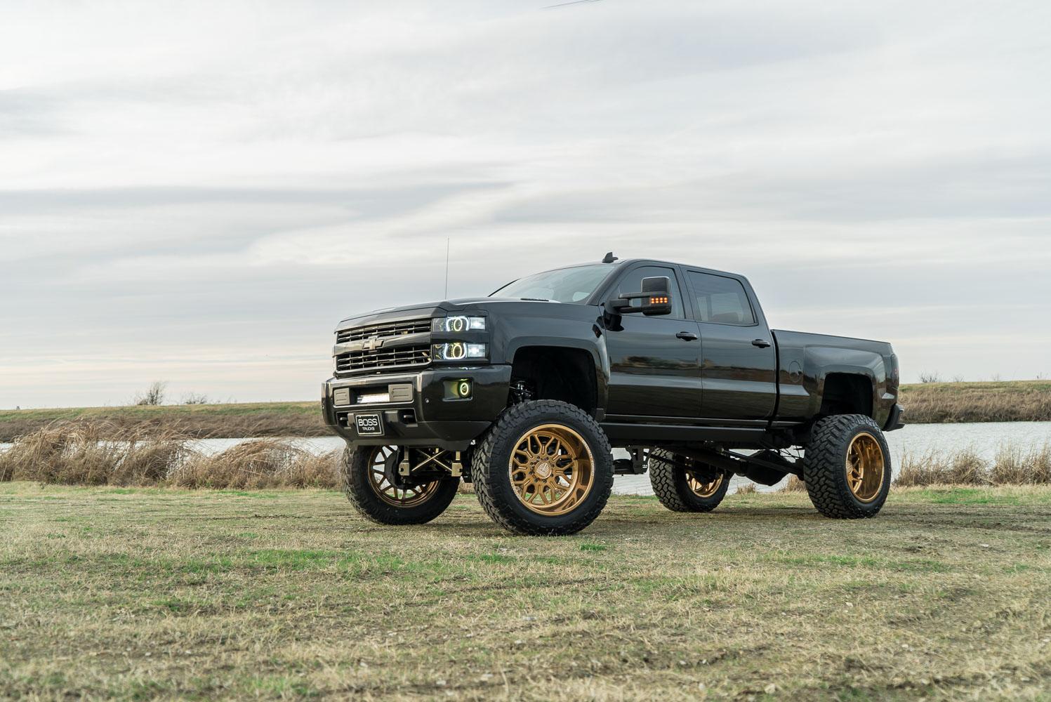 BOSS Trucks